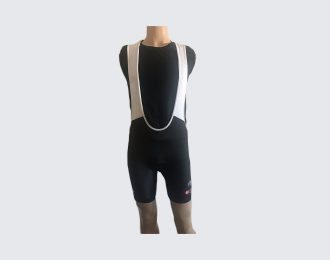Bibshort Men Black/White