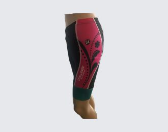 Bike short Women Pink Flower